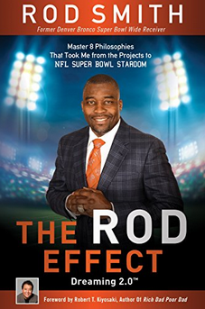 Broncos Ring of Famer Rod Smith our Guest Speaker at August 24th Dinner Meeting